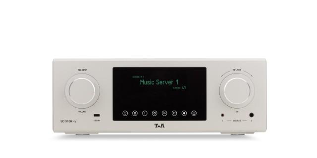 SD 3100 HV Streaming DAC