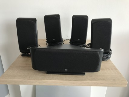 Surround Cinema SCS 200.6 / 5x Speakers + Subwoofer