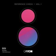 CANTON REFERENCE CHECK - VOL. 1 (45 RPM)