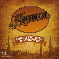 America - GREATEST HITS - IN CONCERT (45 RPM)