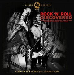 Various - DISCOVERED ROCK N ROLL