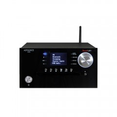 SmartLine UX1 - High Resolution Streamer & CD-Player