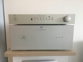 NAD S100 & S200 *Vor- und Endstufe Set* + Fernbedienung
